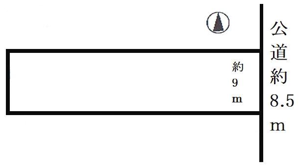北名古屋市石橋五反田 売地 住宅用地 名鉄犬山線 西春駅 栗島小学校 天神中学校 建築条件無