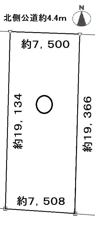 北名古屋市鹿田東蒲屋敷 売地 住宅用地 名鉄犬山線 西春駅 師勝小学校 師勝中学校 建築条件無